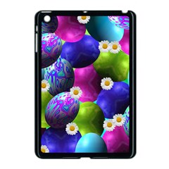 Eggs Happy Easter Apple Ipad Mini Case (black)