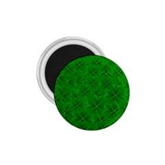 Leaf Clover Background Shamrock 1 75  Magnets