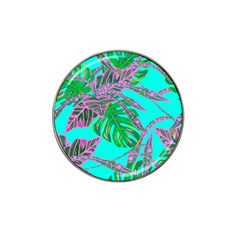Painting Oil Leaves Nature Reason Hat Clip Ball Marker