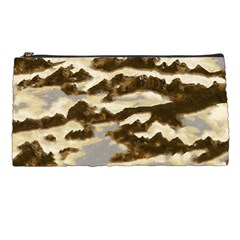 Mountains Ocean Clouds Pencil Cases