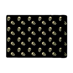 Skull Black Pattern Ipad Mini 2 Flip Cases