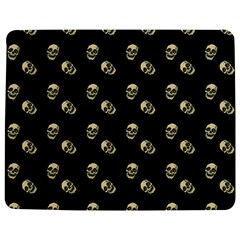 Skull Black Pattern Jigsaw Puzzle Photo Stand (rectangular)