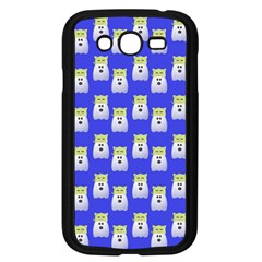 Ghost Pet Blue Samsung Galaxy Grand Duos I9082 Case (black)