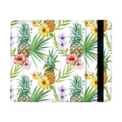 Tropical Pineapples Pattern Samsung Galaxy Tab Pro 8 4  Flip Case by goljakoff