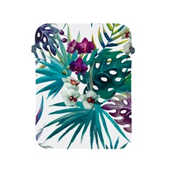 Monstera Flowers Apple Ipad 2/3/4 Protective Soft Cases