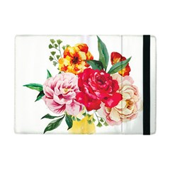 Watercolor Flowers Ipad Mini 2 Flip Cases by goljakoff