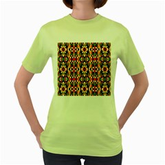 Ml 105 Women s Green T Shirt