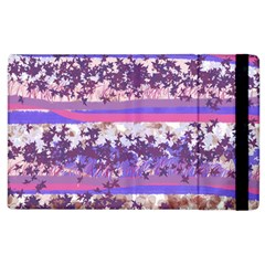 Abstract Pastel Pink Blue Apple Ipad 2 Flip Case by snowwhitegirl