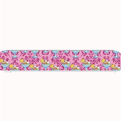 Paisley Pink Sundaes Small Bar Mats by snowwhitegirl