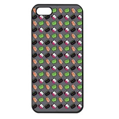 That s How I Roll   Grey   Apple Iphone 5 Seamless Case (black) by WensdaiAddamns