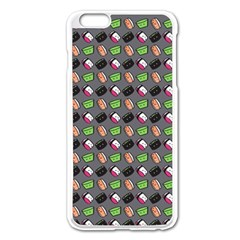 That s How I Roll   Grey   Apple Iphone 6 Plus/6s Plus Enamel White Case by WensdaiAddamns