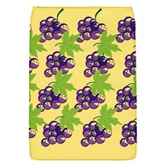 Grapes Background Sheet Leaves Removable Flap Cover (s)