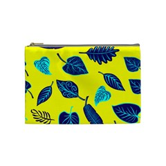 Leaves Leaf Cosmetic Bag (medium)