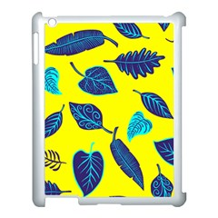 Leaves Leaf Apple Ipad 3/4 Case (white)