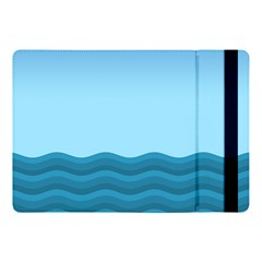 Making Waves Apple Ipad 9 7 by WensdaiAmbrose