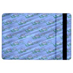 Waterlily Lotus Flower Pattern Lily Ipad Air 2 Flip