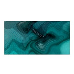 Abstract Graphics Water Web Layout Satin Wrap