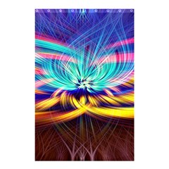 Colorful Chakra Lsd Spirituality Shower Curtain 48  X 72  (small)
