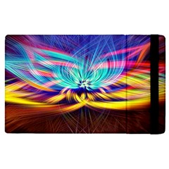 Colorful Chakra Lsd Spirituality Apple Ipad Pro 12 9   Flip Case