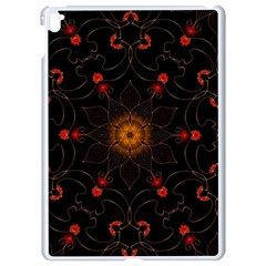 Ornament Background Tender Web Apple Ipad Pro 9 7   White Seamless Case