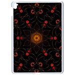 Ornament Background Tender Web Apple iPad Pro 9.7   White Seamless Case Front