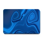 Rendering Streak Wave Background Small Doormat  24 x16  Door Mat
