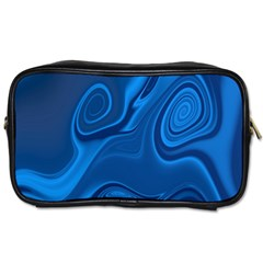 Rendering Streak Wave Background Toiletries Bag (two Sides)
