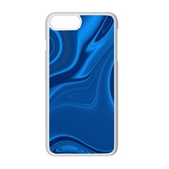 Rendering Streak Wave Background Apple Iphone 7 Plus Seamless Case (white)