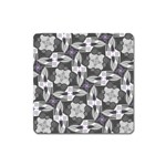 Ornament Pattern Background Square Magnet Front