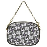 Ornament Pattern Background Chain Purse (One Side) Front