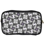 Ornament Pattern Background Toiletries Bag (One Side) Front