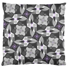Ornament Pattern Background Large Cushion Case (two Sides)