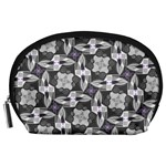 Ornament Pattern Background Accessory Pouch (Large) Front