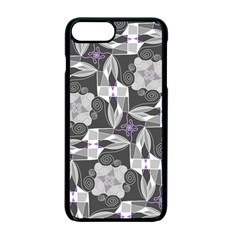 Ornament Pattern Background Apple Iphone 7 Plus Seamless Case (black)