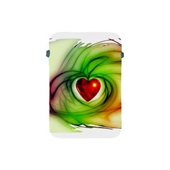 Heart Love Luck Abstract Apple Ipad Mini Protective Soft Cases