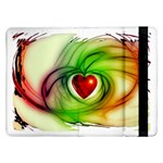 Heart Love Luck Abstract Samsung Galaxy Tab Pro 12.2  Flip Case Front