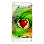 Heart Love Luck Abstract iPhone 6 Plus/6S Plus TPU Case Front