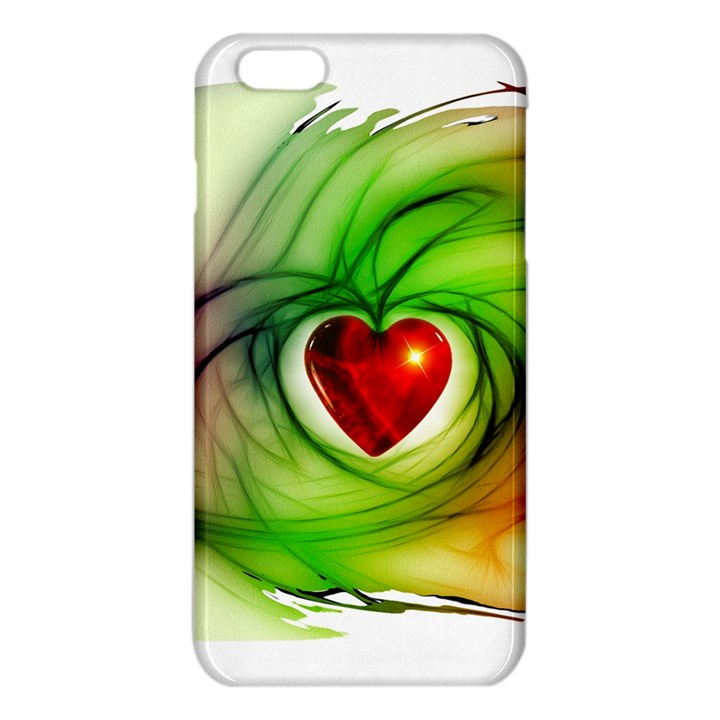 Heart Love Luck Abstract iPhone 6 Plus/6S Plus TPU Case