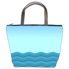 Making Waves Bucket Bag