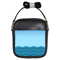 Making Waves Girls Sling Bag