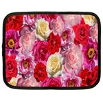 Bed Of Roses Netbook Case (XL) Front