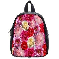 Bed Of Roses School Bag (small)