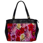 Bed Of Roses Oversize Office Handbag Front