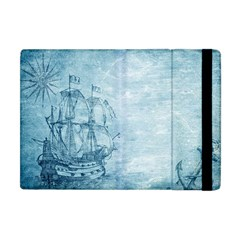Sail Away   Vintage   Apple Ipad Mini Flip Case by WensdaiAddamns