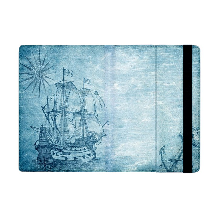 Sail Away - Vintage - Apple iPad Mini Flip Case
