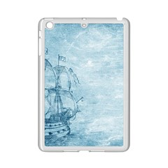 Sail Away   Vintage   Ipad Mini 2 Enamel Coated Cases by WensdaiAddamns