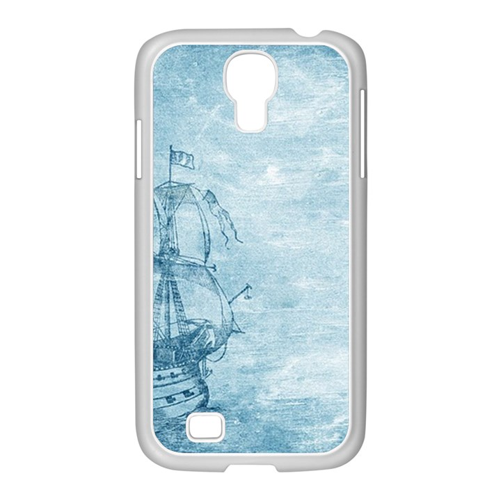 Sail Away - Vintage - Samsung GALAXY S4 I9500/ I9505 Case (White)