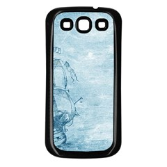 Sail Away   Vintage   Samsung Galaxy S3 Back Case (black) by WensdaiAddamns