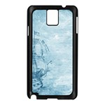 Sail Away - Vintage - Samsung Galaxy Note 3 N9005 Case (Black) Front
