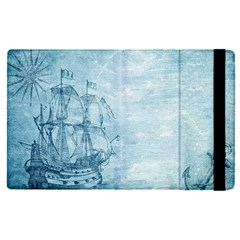 Sail Away   Vintage   Apple Ipad Pro 12 9   Flip Case by WensdaiAddamns